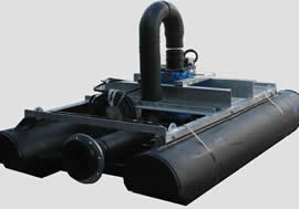 Custom pump floats - JAG Poly Maintenance Services - On site pipe repairs, Scheduled maintenance service, Plant shut down services, Emergency breakdown, PE tank repairs