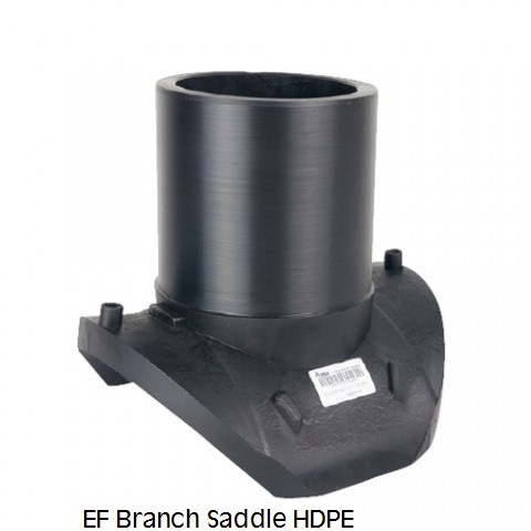 Electrofusion Branch Saddle HDPE