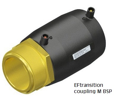 Electrofusion Transition Coupling M BSP