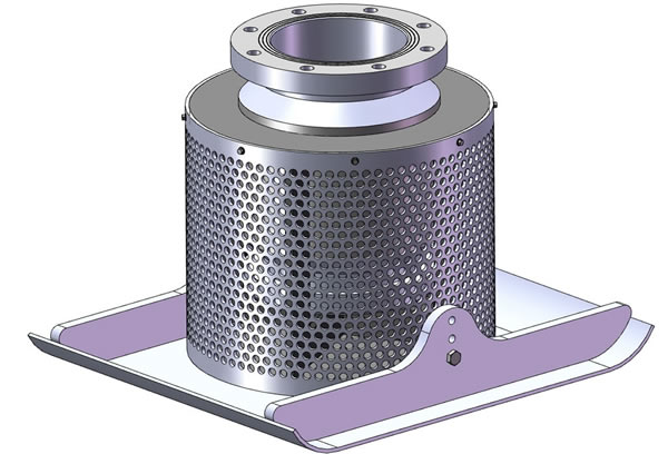 New Poly Drawdown Strainer